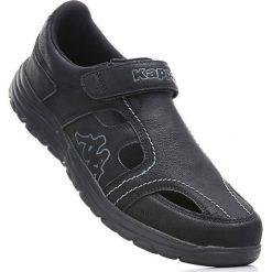 Buty skate męskie: Buty z zapięciem na rzep Kappa bonprix czarny