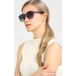 Marc Jacobs MARC Okulary przeciwsłoneczne grey black. Szare okulary przeciwsłoneczne damskie wayfarery Marc Jacobs. Za 589,00 zł.