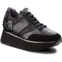 Sneakersy ICEBERG - Elliso 18IID1444A Nero. Czarne sneakersy damskie Iceberg, z lakierowanej skóry. Za 1389,00 zł.