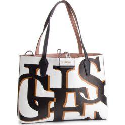 Torebka GUESS - HWOL64 22150 GST. Białe torebki klasyczne damskie marki Guess, z aplikacjami, ze skóry ekologicznej. Za 599,00 zł.