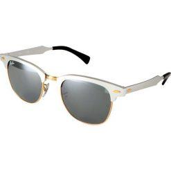 Okulary przeciwsłoneczne damskie: RayBan Okulary przeciwsłoneczne silver