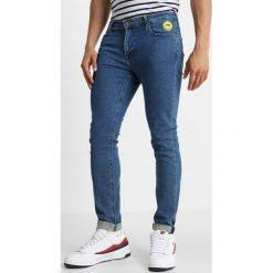 Lee SMILEY MALONE Jeans Skinny Fit stone wash. Niebieskie rurki męskie Lee, z bawełny. Za 349,00 zł.