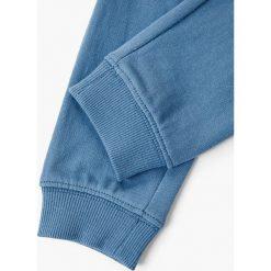 Mango Kids - Spodnie dziecięce Mateop 80-104 cm. Szare spodnie chłopięce Mango Kids, z bawełny. Za 35,90 zł.