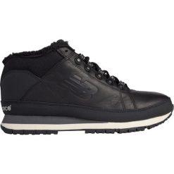 Buty New Balance Lifestyle 754 (HL754BN). Czarne halówki męskie marki New Balance. Za 349,99 zł.