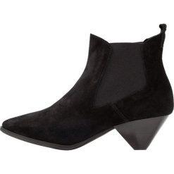 Botki damskie lity: Bronx Ankle boot black