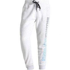 Spodnie dresowe męskie: Hollister Co. Spodnie treningowe light grey