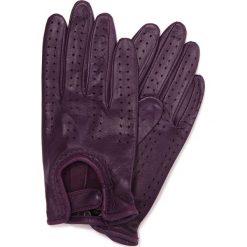 Rękawiczki damskie 46-6-292-P. Brązowe rękawiczki damskie Wittchen. Za 99,00 zł.