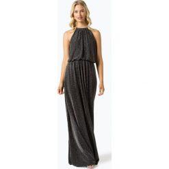 Apriori - Damska sukienka wieczorowa, czarny. Niebieskie sukienki balowe marki Apriori, l. Za 499,95 zł.