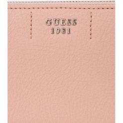 Portfele damskie: Guess Jeans – Portfel Trudy