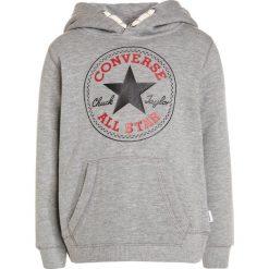 Bejsbolówki męskie: Converse CORE Bluza z kapturem dark grey heather