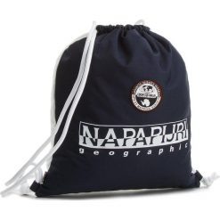 Plecak NAPAPIJRI - Happy Gym Sack N0YGX7 Multicolour M14. Niebieskie plecaki męskie marki Napapijri, z materiału. W wyprzedaży za 129,00 zł.