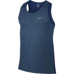 T-shirty męskie: koszulka do biegania męska NIKE RACING PRINT SINGLET / 717799-429 – NIKE RACING PRINT SINGLET