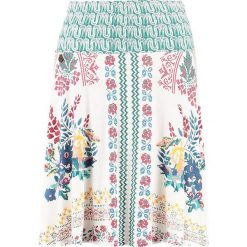 Spódniczki trapezowe: Smash SHIA Spódnica trapezowa off white