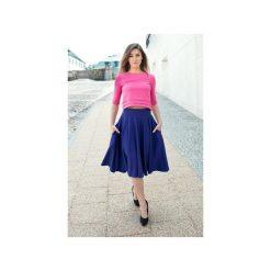 Spódniczki dzianinowe: Marylin spódnica szafir