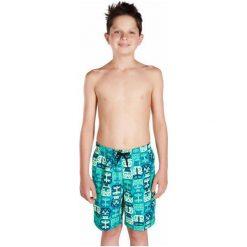 Odzież dziecięca: Speedo Kąpielówki Printed Leisure 17 Navy/Jade/Green Glow S