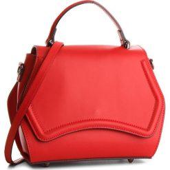 Torebka CREOLE - K10491 Czerwony. Czerwone torebki klasyczne damskie Creole, ze skóry, duże. W wyprzedaży za 219,00 zł.