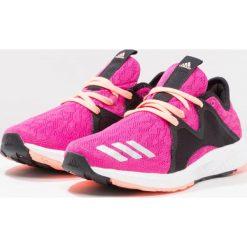 Buty damskie: adidas Performance EDGE LUX 2 Obuwie do biegania treningowe bahia magenta/silver metallic/sun glow