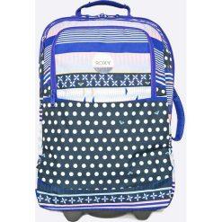 Roxy - Walizka 35 L. Szare torby na laptopa marki Roxy, z materiału. W wyprzedaży za 319,90 zł.