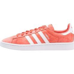 Adidas Originals CAMPUS Tenisówki i Trampki trace scarlet/footwear white. Czerwone tenisówki męskie adidas Originals, z materiału. Za 399,00 zł.