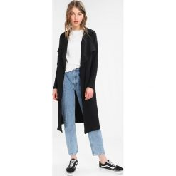 Płaszcze damskie pastelowe: Noisy May NMLUCKY  Płaszcz wełniany /Płaszcz klasyczny black