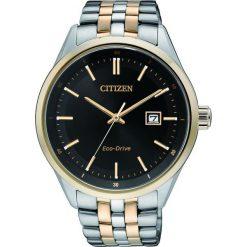 ZEGAREK CITIZEN Sports BM7256-50E. Czarne, analogowe zegarki męskie CITIZEN, sztuczne. Za 980,00 zł.