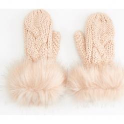 Rękawiczki - Różowy. Czerwone rękawiczki damskie Reserved. Za 49,99 zł.