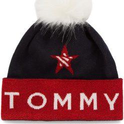 Czapka TOMMY JEANS - Tjw Corporate Beanie AW0AW05983  901. Czarne czapki zimowe damskie marki INOVIK, z elastanu. Za 229,00 zł.