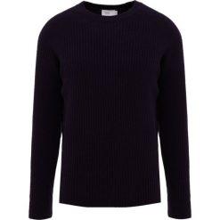 CLOSED Sweter dark blue. Niebieskie swetry klasyczne męskie CLOSED, m, z materiału. Za 839,00 zł.