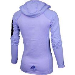 Bluzy damskie: Adidas Bluza damska Terrex Stockhorn Fleece fioletowa r.40 (AA6309)