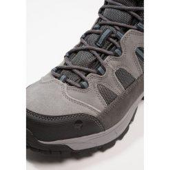 Buty trekkingowe męskie: HiTec BANDERA LITE MID WP Buty trekkingowe charcoal/grey/goblin blue
