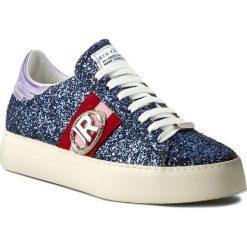 Sneakersy JOHN RICHMOND - 2532 B Light Blu. Niebieskie sneakersy damskie John Richmond, z materiału. W wyprzedaży za 699,00 zł.
