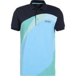 Koszulki sportowe męskie: BOSS Green PADDY PRO  Koszulka sportowa navy