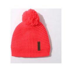 Czapka Reebok Classic Solid Pom Pom Neoche (AB1199). Czerwone czapki zimowe damskie Reebok, na jesień, z materiału. Za 49,99 zł.