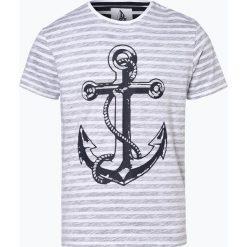 Andrew James Sailing - T-shirt męski, niebieski. Niebieskie t-shirty męskie Andrew James Sailing, m, w paski. Za 49,95 zł.