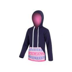 Odzież dziecięca: Sensor Dziecięca Bluza Z Kapturem Tecnostretch Purple 150