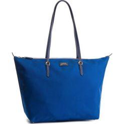 Torebka LAUREN RALPH LAUREN - Chadwick 431687516012  Blue. Niebieskie torebki klasyczne damskie Lauren Ralph Lauren, z materiału. Za 599,00 zł.