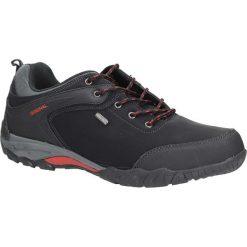 Czarne buty trekkingowe Casu EXC7567. Czarne buty trekkingowe męskie Casu. Za 109,99 zł.