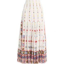 Spódniczki: Derhy JANVIER Długa spódnica ecru