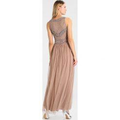 Długie sukienki: Lace & Beads AMORA MAXI Sukienka koktajlowa taupe