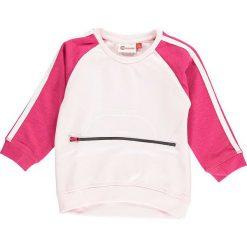 """Bluza """"Summer 603"""" w kolorze różowym. Czerwone bluzy dziewczęce marki LEGO Wear, z aplikacjami. W wyprzedaży za 72,95 zł."""