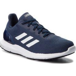 Buty adidas - Cosmic2 B44882 Trablu/Ftwwht/Legink. Czarne buty do biegania damskie marki Adidas, z kauczuku. W wyprzedaży za 189,00 zł.