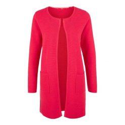 Swetry klasyczne damskie: S.Oliver Sweter Damski 34 Czerwony