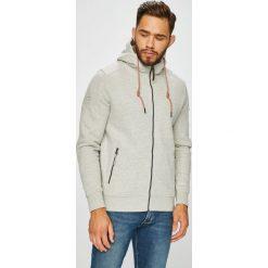 Camel Active - Bluza. Brązowe bluzy męskie rozpinane marki Camel Active, m, z bawełny, z kapturem. Za 479,90 zł.