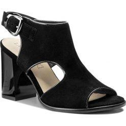 Sandały damskie: Sandały LASOCKI - 8110-01 Czarny