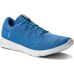 Buty UNDER ARMOUR - Ua Rapid 1297445-400 Blu. Niebieskie buty do biegania męskie marki Under Armour, z gumy. W wyprzedaży za 159,00 zł.