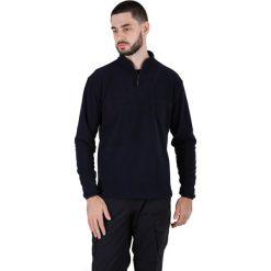 Bluzy męskie: Bluza w kolorze granatowym