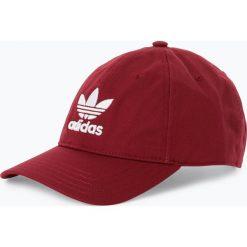 Adidas Originals - Męska czapka z daszkiem, czerwony. Czerwone czapki z daszkiem męskie adidas Originals. Za 79,95 zł.