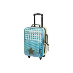 Lässig  Dziecięca walizka Starlight Oliv. Szare walizki marki Lässig, z materiału. Za 203,00 zł.