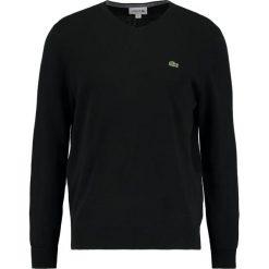 Lacoste Sweter schwarz. Szare kardigany męskie marki Lacoste, z bawełny. Za 429,00 zł.