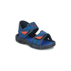 Sandały Dziecko  Rider  RS 2 III BABY. Niebieskie sandały chłopięce Rider. Za 83,30 zł.